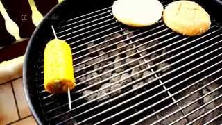 Cooking American Bbq Grill And Burgers