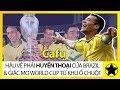 Cafu - Hậu Vệ Phải Huyền Thoại Của Brazil Và Giấc Mơ Wolrd Cup Từ Khu Ổ Chuột