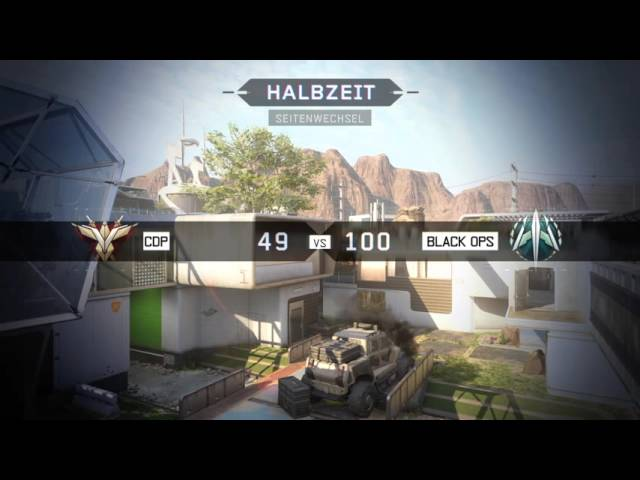 Erstes Call of duty gameplay