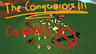ROBLOX i conquistatori 3 Conquista casuale gioco completo - Non impegnativo