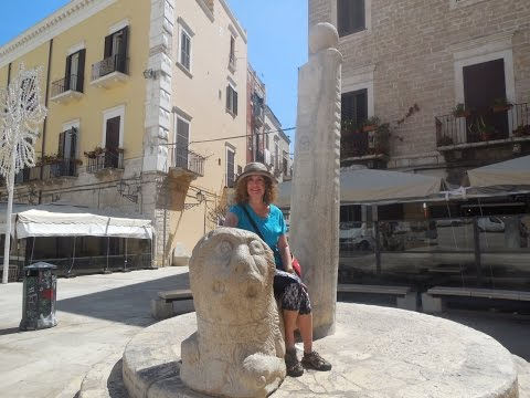 Visit the Ancient Port City of Bari, Italy for A Day