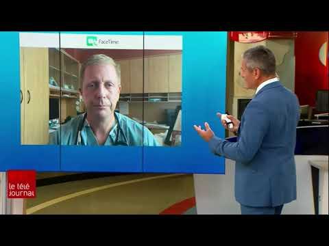Download La situation de la COVID-19 au Québec vue par Dr Mathieu Simon, chef des soins intensifs, IUCPQ-UL