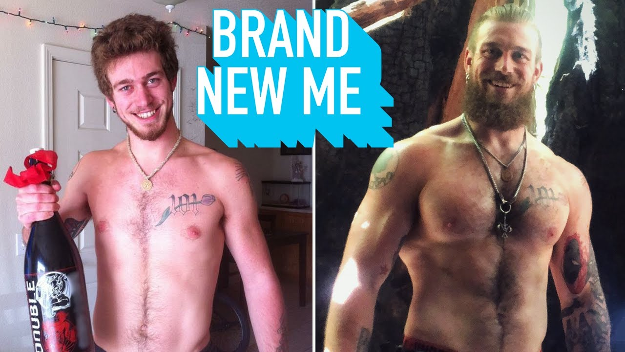 I Was An Alcoholic - Now I'm A Powerlifting Model | BRAND NEW ME