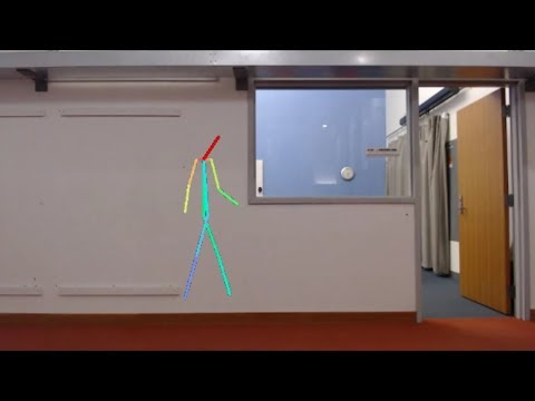 A new AI algorithm can track your movements through a wall