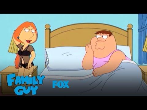Cougar Lois! | Season 7 | FAMILY GUY
