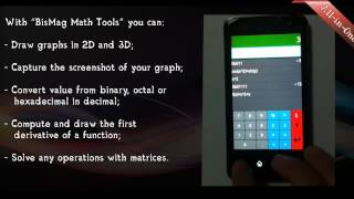 Scientific Graphing Calculator(All music rights are owned to The Orchard Music. This video is related to the first version, click on the links of stores for all the updates and the restyling HERE ..., 2012-10-29T17:56:49.000Z)