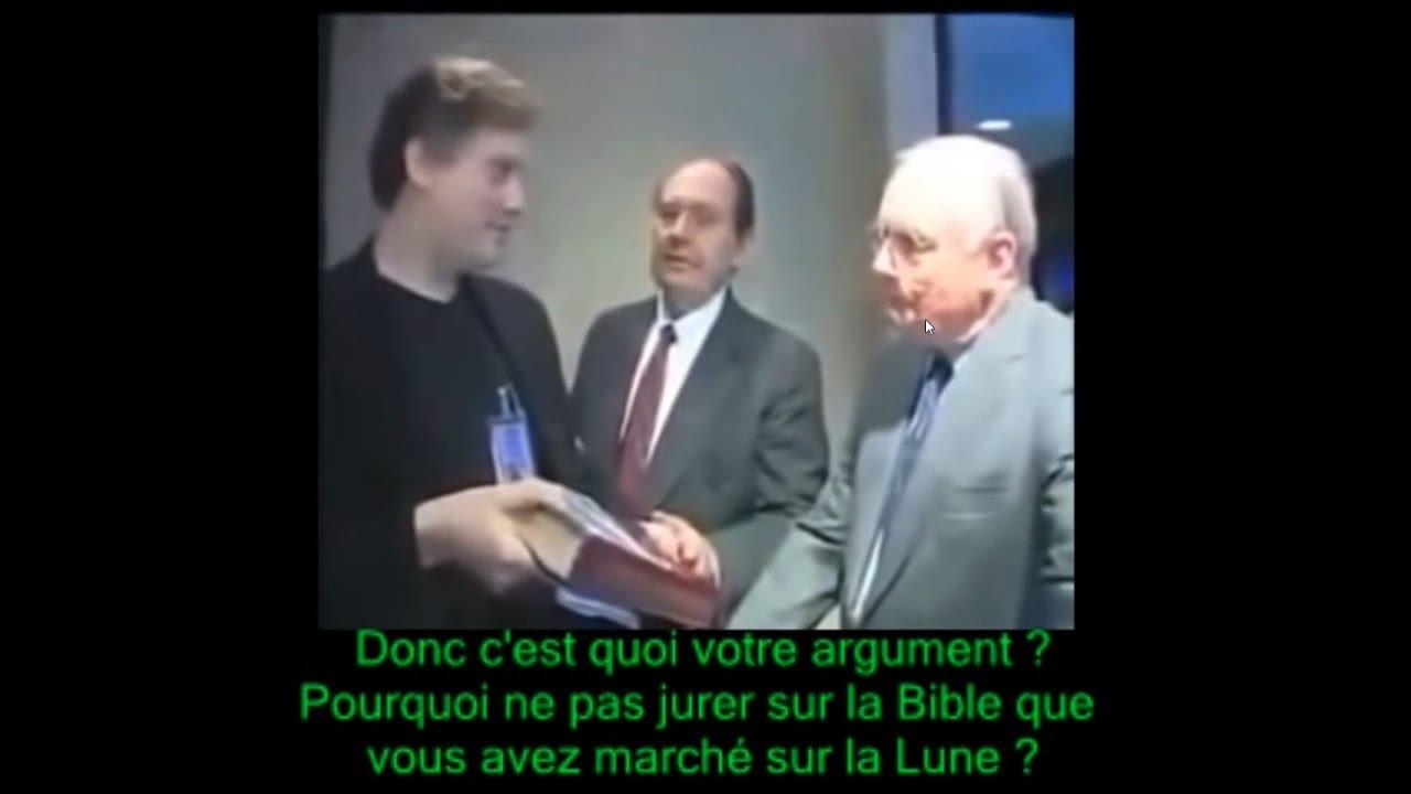 Quand neil armstrong refusait de jurer sur la bible qu 39 il - Quand semer la mache avec la lune ...