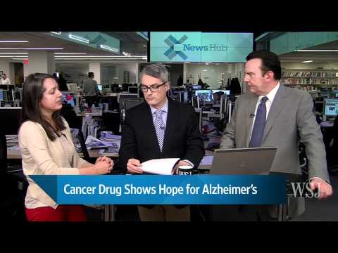 Cancer Drug Shows Hope For Alzheimer's