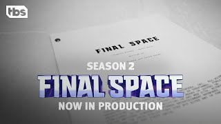 Final Space: Season 2 In Production [PROMO] | TBS