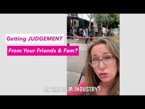 Getting JUDGEMENT from Friends & Fam?