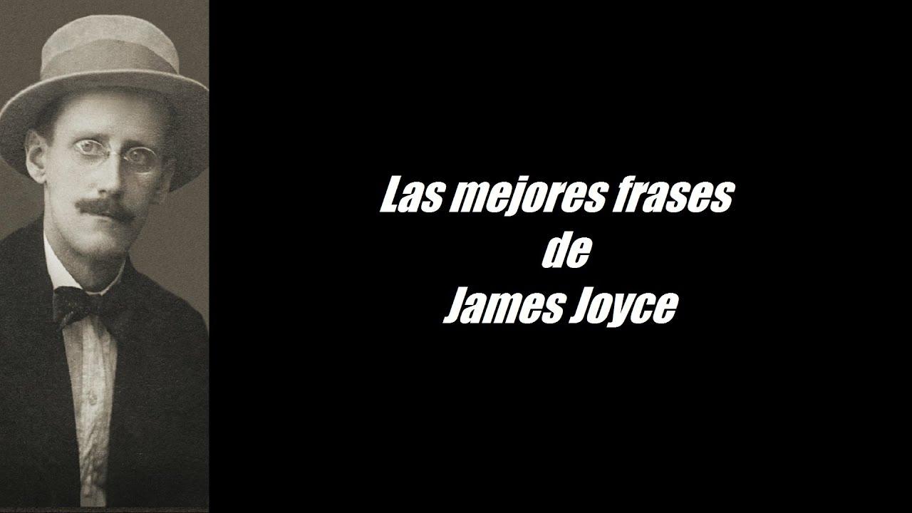 Frases Célebres De James Joyce