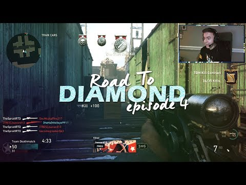 WWII Road to Diamond - Episode 4 (MY BEST STREAK)
