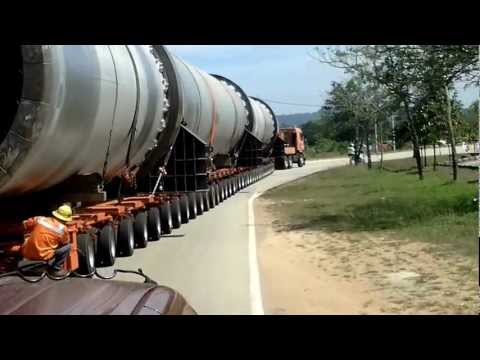tiong nam heavy transport(36axle)
