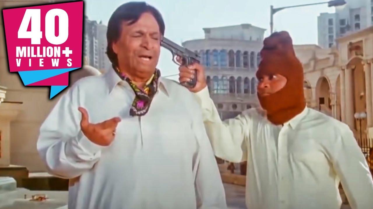 Download जॉनी लीवर, कदर खान, गोविंदा और शक्ति कपूर की बेहतरीन कॉमेडी मूवी अंखियों से गोली मारे का बेस्ट सीन