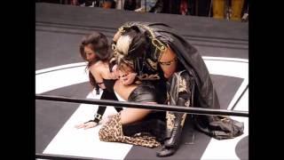 プロレス史上初!?セクシーな元グラビアアイドルのブラのホックが、生放送の試合中に外れるにハプニングが!【動画】 インリン・オブ・ジョイトイ 検索動画 10
