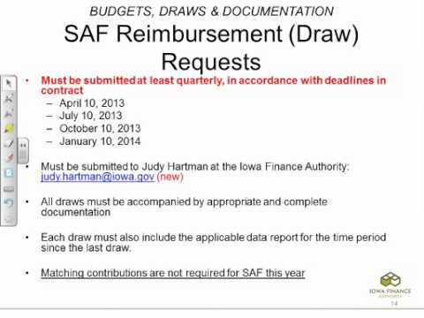 SAF Webinar Recording