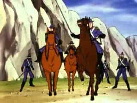 Kaiketsu Zorro - Episode 1 ( english )