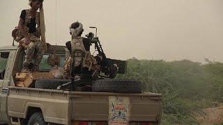 Йемен: бои до перемирия