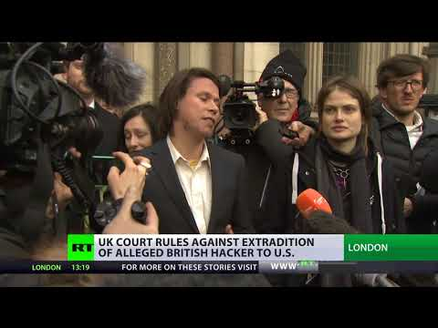'Free Love': UK court rules against extradition of alleged British hacker to US