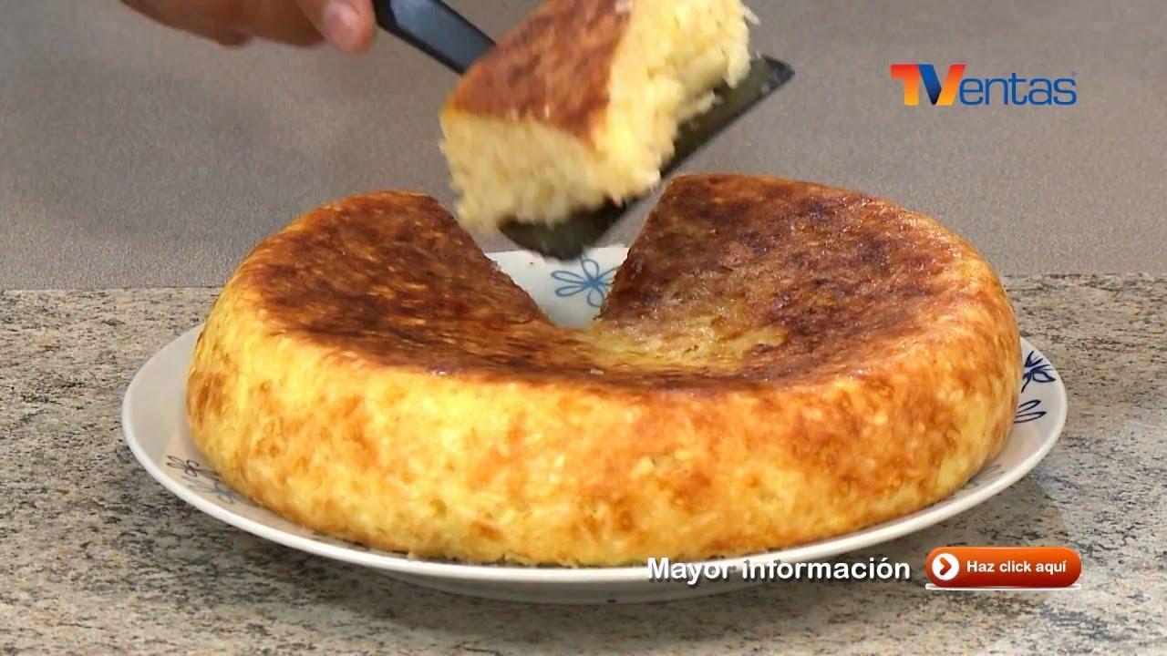 Deliciosa torta de yuca en minutos en el flavor master for Cocinar yuca al horno