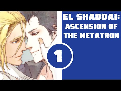 Let's Play: El Shaddai - Part 1 - The Journey Begins