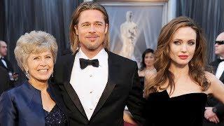 Angelina Jolie dans la tourmente, la mère de Brad Pitt l