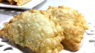????Чебуреки со шпинатом по Гречески хрустящие .Проверенный рецепт греческой кухни.