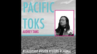 Conversation with a leader - Ep.2 - Audrey Tang
