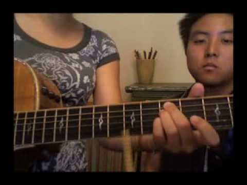 My Time With You - David Choi/Kina Grannis - CHORDS!!!!!!!!!