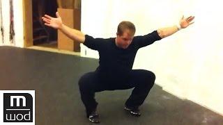 Overhead squat/snatch prep | Feat. Kelly Starrett | Ep. 71 | MobilityWOD thumbnail