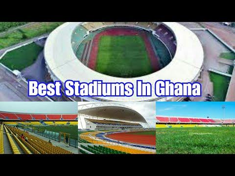 Top 7 Sports Stadiums In Ghana