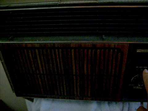 Emerson Quiet Kool Room Air Conditioner Youtube