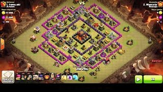Guerra - 08/04/2015 - marcelo - gowiwi 2 - Clash Of Clans