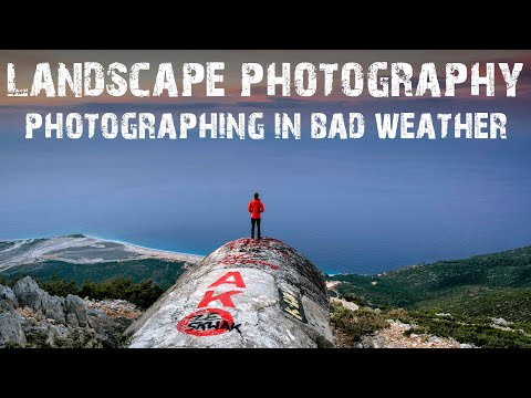 LANDSCAPE PHOTOGRAPHY at its worst | Travel Photography