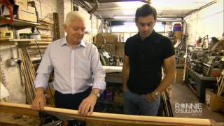 Snooker Cues - How Parris Cues are made including Ronnie O'Sullivan's Cue