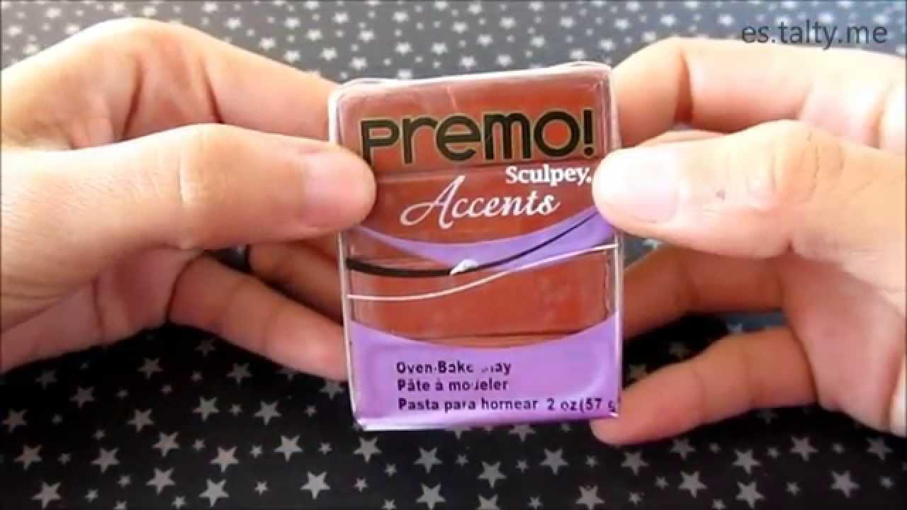 Que es la polymer clay o arcilla polimerica youtube - Que es la arcilla polimerica ...