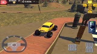 Offroad  4x4 Truck Trails Parking Simulator 2 Mission 21-30 Best Graphics Gameplay For Kids