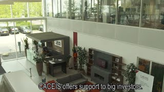 CACEIS Netherlands on TV