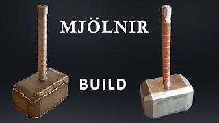 CRAZY SOLID Metal 91 lb Thor's Hammer Build