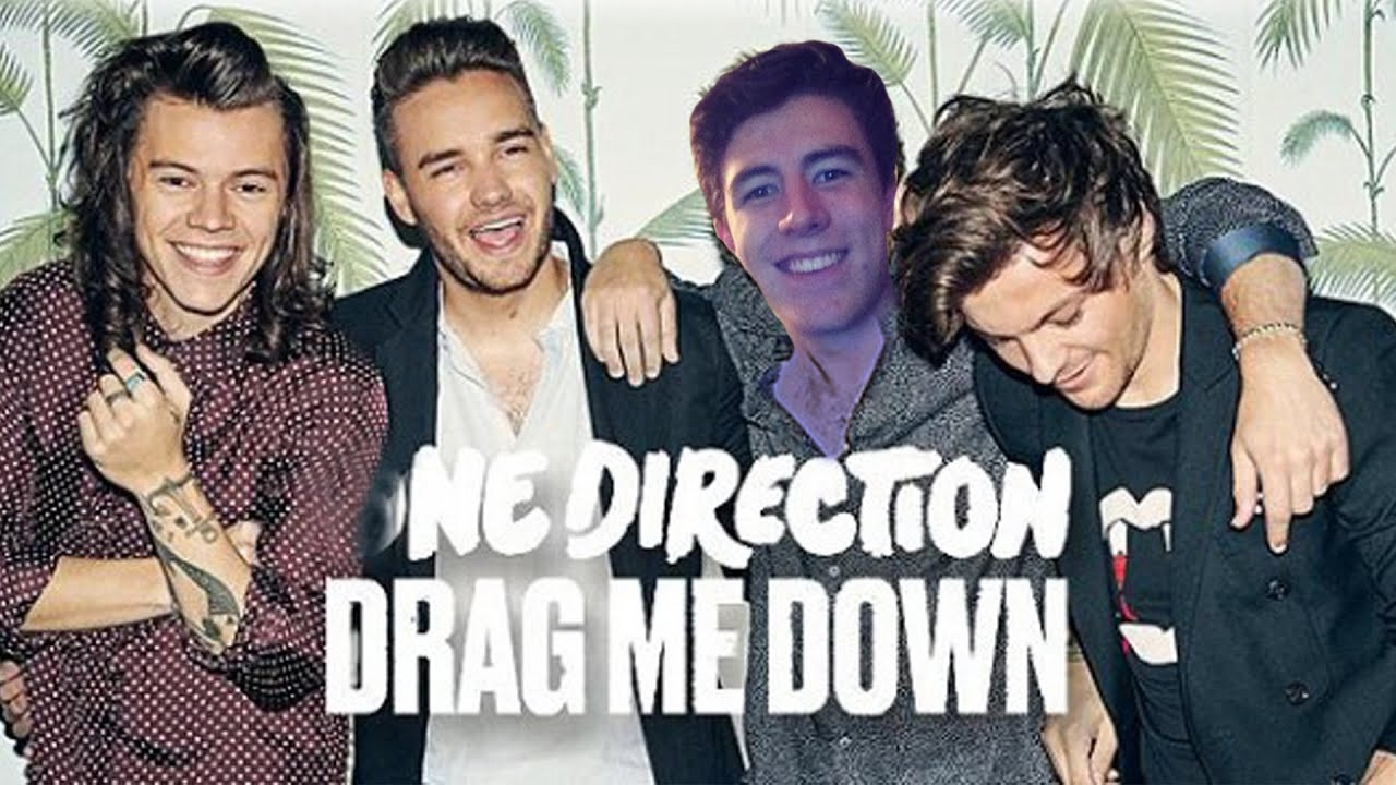 One direction drag me down official song cover w one direction drag me down official song cover w thecampingrusher youtube thecheapjerseys Image collections