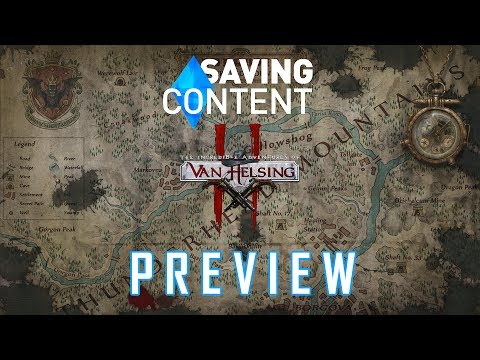 The Incredible Adventures of Van Helsing II Closed Beta Preview |