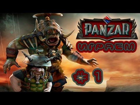видео: panzar (Играем) pve Жесткоё начало