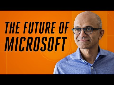 Exclusive: the future of Microsoft with Satya Nadella