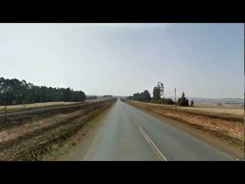 Google Street View timelapse. R540 (South Africa)