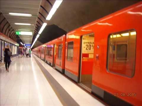 Metro Helsinki Ajat