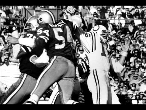 Super Bowl V slideshow - Baltimore Colts vs. Dallas Cowboys - Chuck Howley