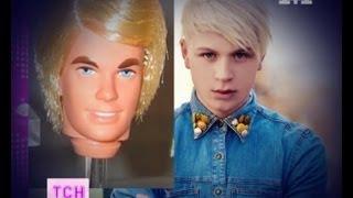 Комбайнер із Луганщини перетворив себе на лялькового Кена
