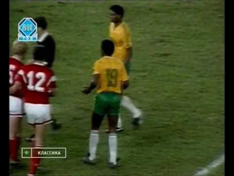 ОИ 1988 СССР Бразилия 2 1 финал обзор