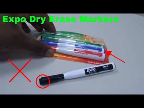 ✅-how-to-use-expo-dry-erase-markers-review
