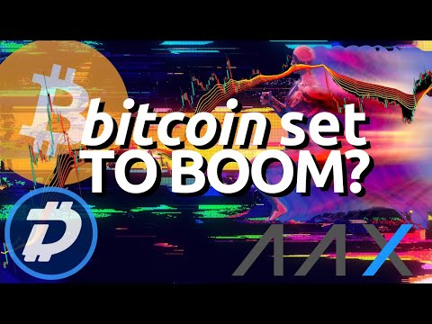 BTC WILL BOOM AS BITCOIN HALVING APPROACHES | Digibyte NEWS! AAX Cryptocurrency Exchange